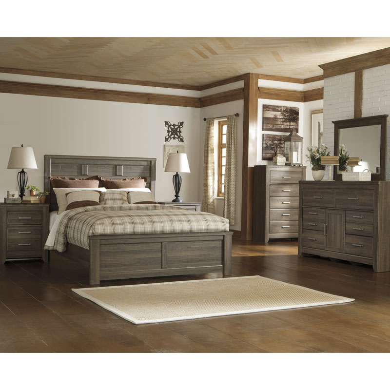 Ashley Juararo Bedroom Set