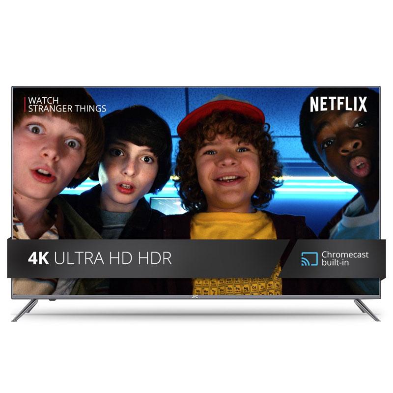 "55"" JVC 4K Smart TV"