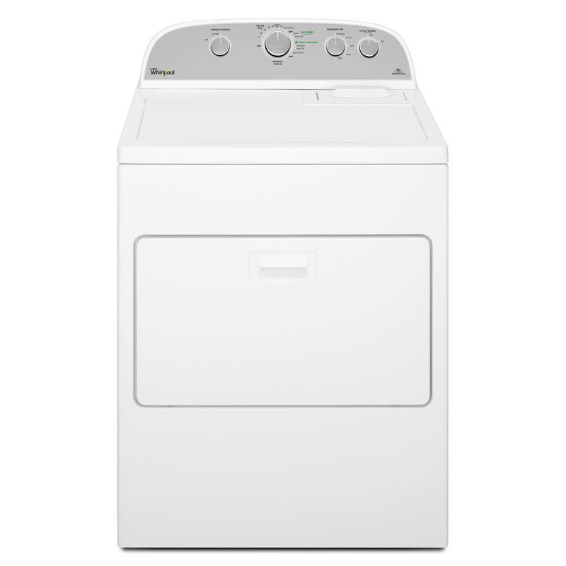 Whirlpool Cabrio 7.0 CF Gas Dryer
