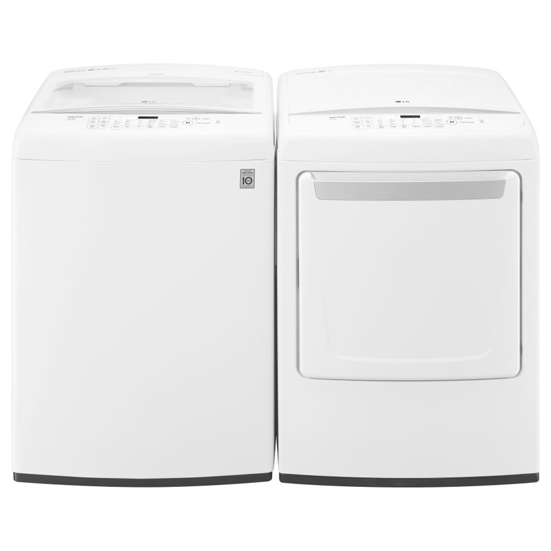 LG Front Control Washer & Dryer