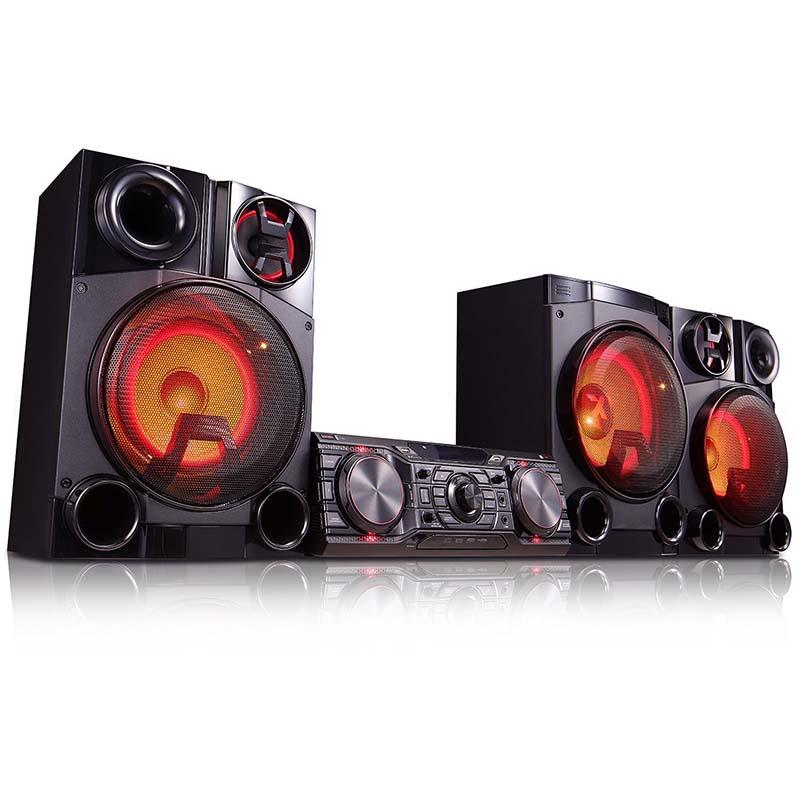 LG 2750W Shelf Stereo