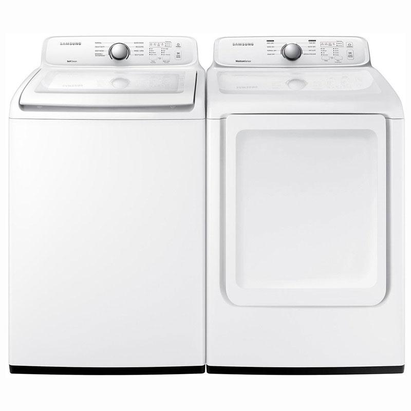 Samsung Top Load Washer & Dryer