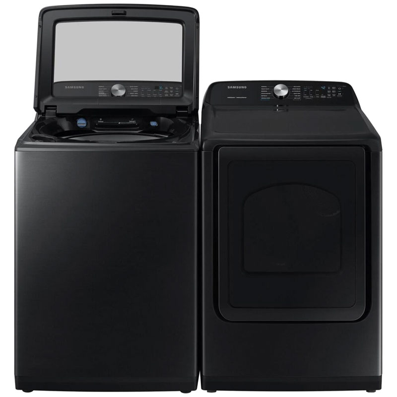 Samsung Super Speed Washer & Dryer