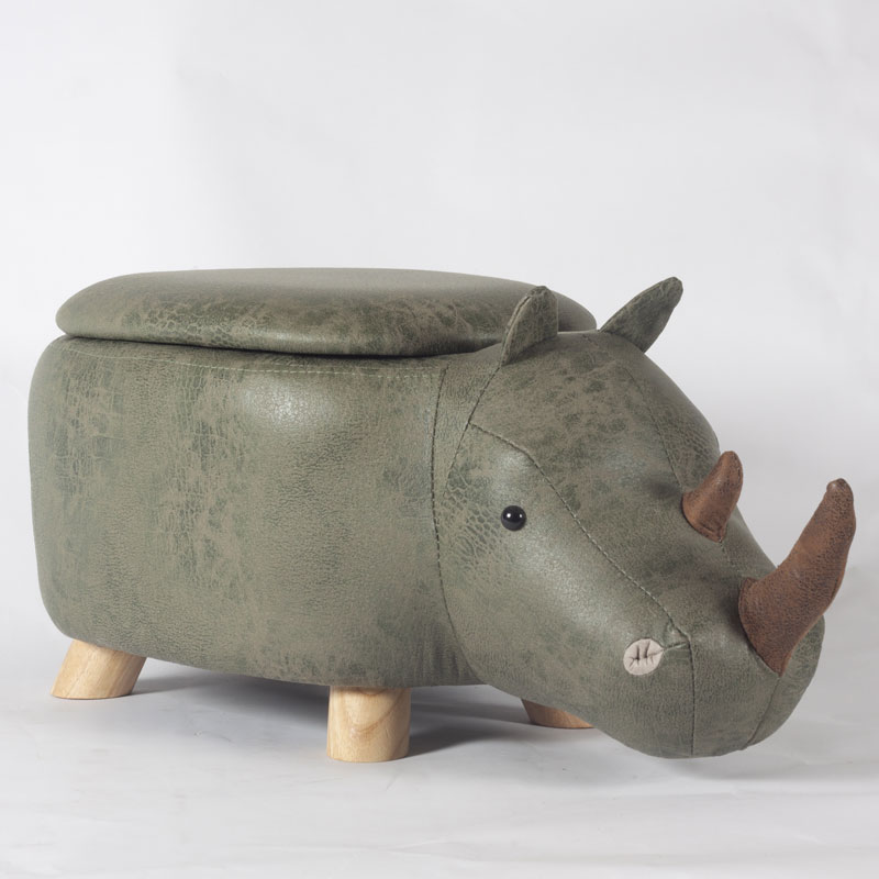 Rhino Storage Ottoman