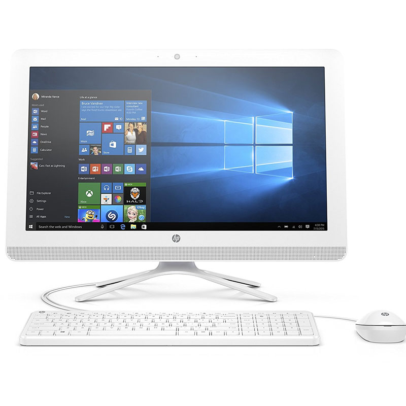 "HP AIO 22"" Computer"