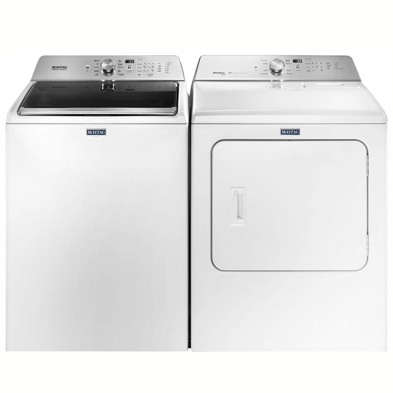 Maytag B766 Washer & Dryer