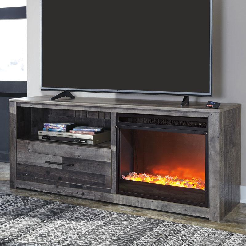 Ashley Derekson Large Fireplace Stand